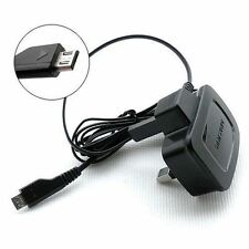 UK MAINS MICRO USB WALL PLUG MOBILE PHONE CHARGER FOR SAMSUNG GALAXY S2 S3 Note1