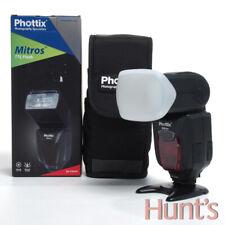 PHOTTIX MITROS TTL FLASH FOR CANON CAMERAS  **  UNUSED  **