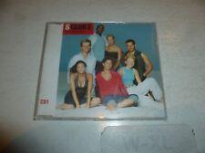S CLUB 7 - Bring It All Back Part 1 - 1999 UK 4-track enhanced CD single