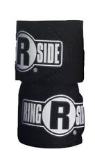 """Ringside Boxing Pro Mexican Handwraps - 200"""" - Black"""