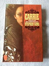Stephen King - Carrie - Signed First Edition/First Printing
