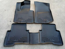 SALE HUSKY WEATHERBEATER FRONT & 2nd Row Floor Liners for 2014-2015 KIA Sorento