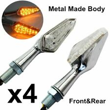 4x Motorcycle LED Indicators 4 REPSOL HONDA CBR NSR 125 150 1000 250 300 600