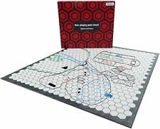 Hexers role playing game board: vinyl mat alternative - Dungeons and Dragons DD