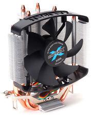 Ventiladores y disipadores de CPU de ordenador fluidos