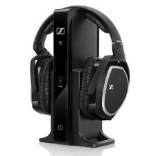 Sennheiser RS165 Over the Ear Wireless Headphones - Black