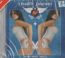CHADTI JAWANI - 10 HOT DANCE TRACKS BRAND NEW MUSIC CD - FREE UK POST