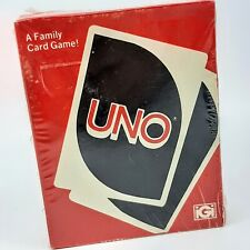 Vintage UNO Card Game (1971) (1973)International Games Complete Full Deck