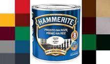 Hammerite Metallschutz-lack Lack Rostschutz 0,7 l Glänzend