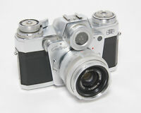 Carl Zeiss Ikon Contarex Kamera Camera Distagon 35mm 1:4 Objektiv Lens #19