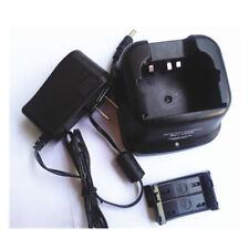 BC-144N Battery Charger For Icom IC-V8 IC-V82 IC-U82 IC-A24 IC-A6 IC-F11 IC-F22