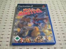 War of the Monsters für Playstation 2 PS2 PS 2 *OVP*