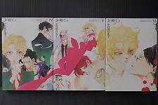 JAPAN manga: Asumiko Nakamura Collection IV~VI Set