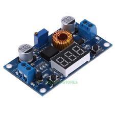 Step-down DC 4.0-38 to 1.25-36V LED Voltmeter LM2596 Power Buck Converter Module