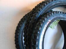 """16"""" x 2.125 """" Kids Bike Bicycle Heavy Duty Tire Knobby tread Black 16 inch NEW"""