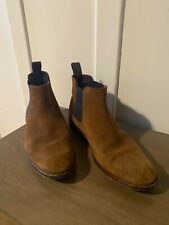 Ted Baker Chelsea Boots Suede / Size 8