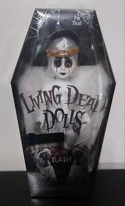 Mezco Living Dead Dolls (LDD) Rain 2016 Con Exclusive New White