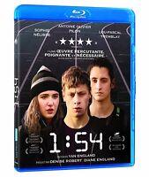 1:54 (Blu ray disc, 2017, Canadian) region A