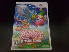 Kirby's Return To Dream Land [Wii] [Nintendo Wii] [2011] [Complete!]