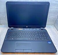 Laptop HP Hewlett - Packard 250 i3-3110M 8 GB Ram 500 GB HDD Windows 10 Warranty