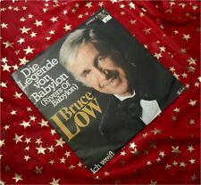 BRUCE LOW - Die Legende von Babylon * KULT 1978 * PREIS HIT SINGLE * TOP :)))