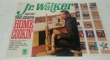 Jr Walker & All Stars 60s SOUL MOTOWN LP Home Cookin ORIGINAL 1968 USA SHRINK
