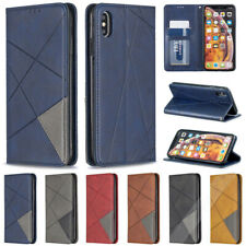 For Samsung Galaxy A10 A20 A40 A70 Case Magnetic Wallet Flip Card Leather Cover