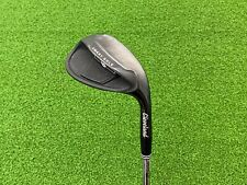 NICE Cleveland Golf SMART SOLE SAND WEDGE Right Handed RH Steel Wedge Flex BLACK