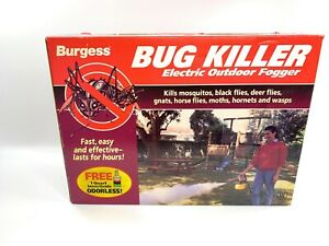 Burgess 40 Oz. 5000 Sq. Ft. Electric Outdoor Insect Fogger 16960110N