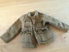 """VINTAGE NO.3 """"ACTION MAN"""" BRITISH OFFICER TUNIC(THICK MATERIAL)"""