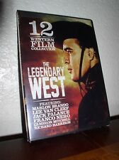 12 Western Film Collection: The Legendary West (DVD, 2012, 3-Disc Set,NEW)
