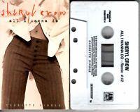 Sheryl Crow All I Wanna Do 1994 Cassette Tape Single Pop Dance Rock
