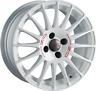 OZ Superturismo WRC Blanc Jante 6.5x15 - 15 Pouces 4x100 Cercle Primitif