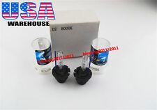 2PCS HID D2 D2S D2R D2C HID Xenon Bulbs 8000K Replace Stock 4300k HID Headlights