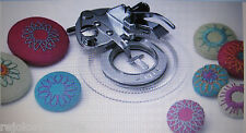 FLOWER / CIRCLE STITCH  FOOT for BERNINA New Style