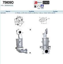 Marmitta catalitica Nissan X-Trail 2.2 DCi 2184cc 100Kw/136cv YD22 9/03>10/05