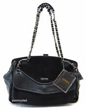 MIMCO QUADRA LEATHER DAY BAG IN BLACK BNWT RRP$450