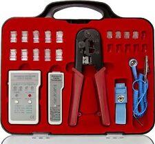 25 Piece Computer Network Repair Tool Kit