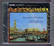 VIAGGIO A VENEZIA CD NEW I VIRTUOSI DELLE MUSE