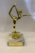 Gymnastics Trophy Award 15cm in Size *FREE ENGRAVING*
