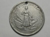 1892 Columbian Exposition Ferris Wheel Token/Medal. HK173.  #60