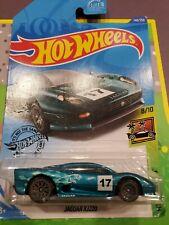 Hot Wheels Jaguar XJ220 #148 HW Exotics 2020 '92 Jaguar