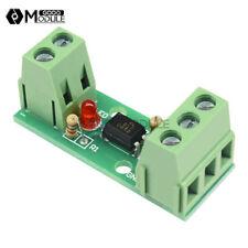 12V 1 Channel PLC Optocoupler Isolation Module Input 80KHz No Din Rail Holder