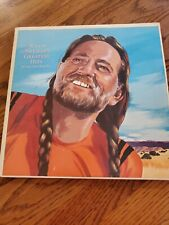 Willie Nelson's Greatest Hits, Promo Vinyl Double Album - With POSTER (RARE)