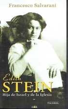 Edith Stein. Francesco Salvarani.
