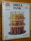 "Model Power N 1567 Building Kit -- Shell Gas Tank - 4-3/16 x 4-3/16 x 4-5/8"" 1"