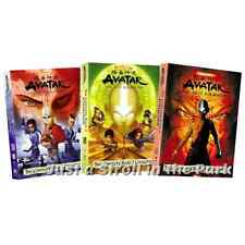 Avatar the Last Airbender: Complete Series Season Book 1 2 3 Box/DVD Set(s) NEW!