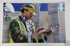 """Jamie Foxx  """"The Soloist"""" 20x30cm Foto + Autogramm / Autograph in Person"""