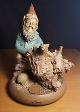 Tom Clark Gnome SKIPPER Edition #27 1983 COA Signed Retired CAIRN Beach Shells