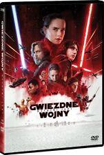GWIEZDNE WOJNY: OSTATNI JEDI (STAR WARS: THE LAST JEDI) - DVD